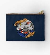 We'll Save Yours - Coast Guard NSC Zipper Pouch