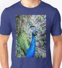 Resident Peacock Unisex T-Shirt