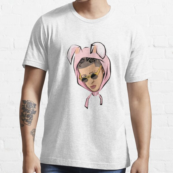 Bad Bunny Album T Shirt Bad Bunny Exclusive Unisex Adult Tops Rapper Merch