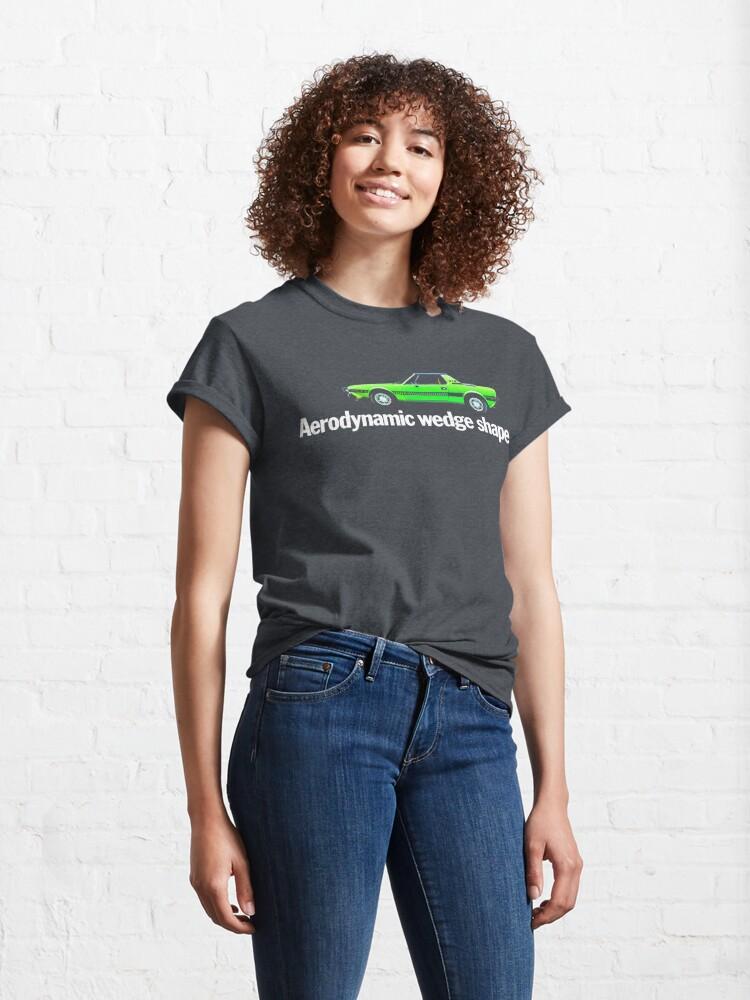 Alternate view of FIAT X1/9 Classic T-Shirt