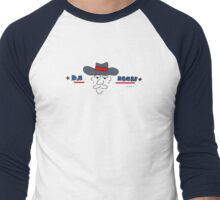 Ole Miss who? what? huh? Men's Baseball ¾ T-Shirt