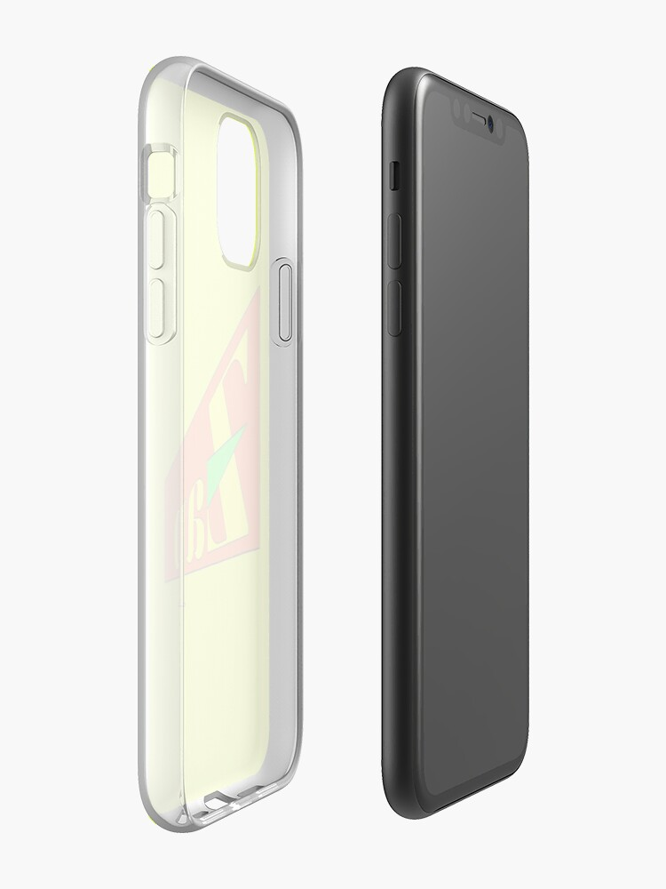 coque iphone 7 lumineuse , Coque iPhone « Zap », par JLHDesign