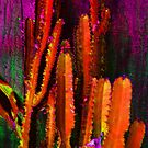 Somebody's Cactus by Rick Baber