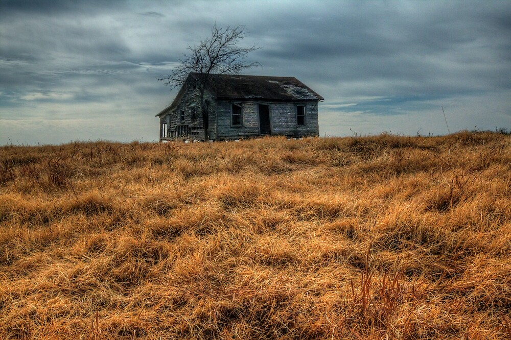Desolation by Terence Russell