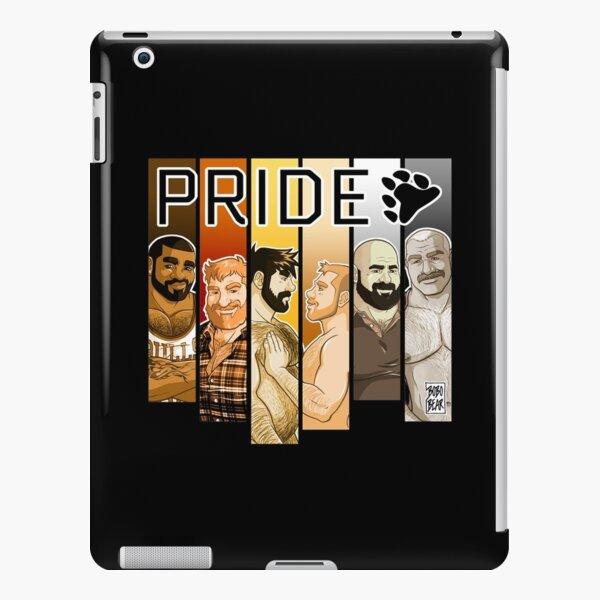 BEAR PRIDE 2019 iPad Snap Case