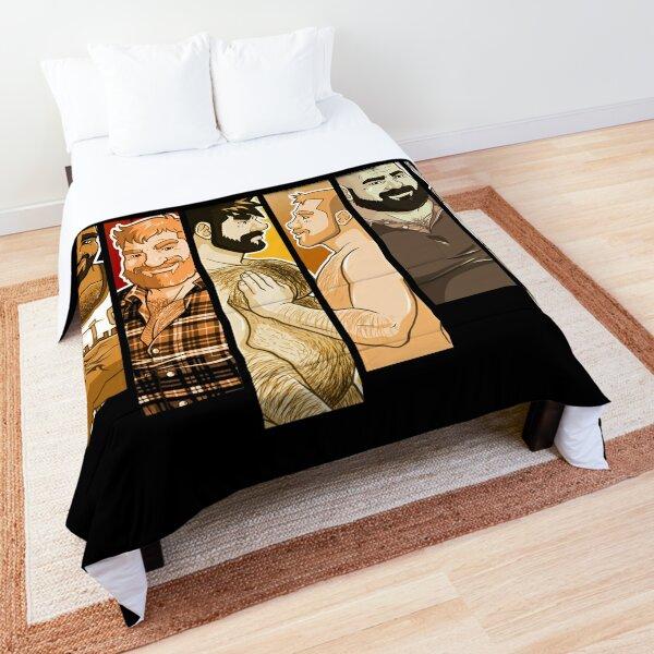 BEAR PRIDE 2019 Comforter
