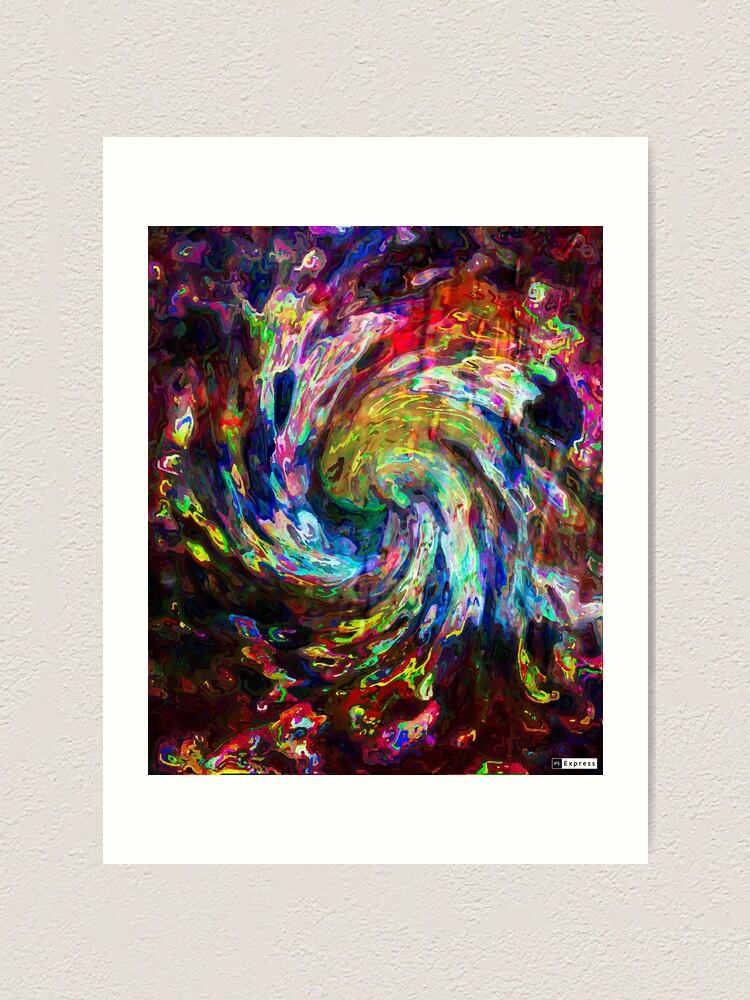 Alternate view of Passion Ignited Art Print