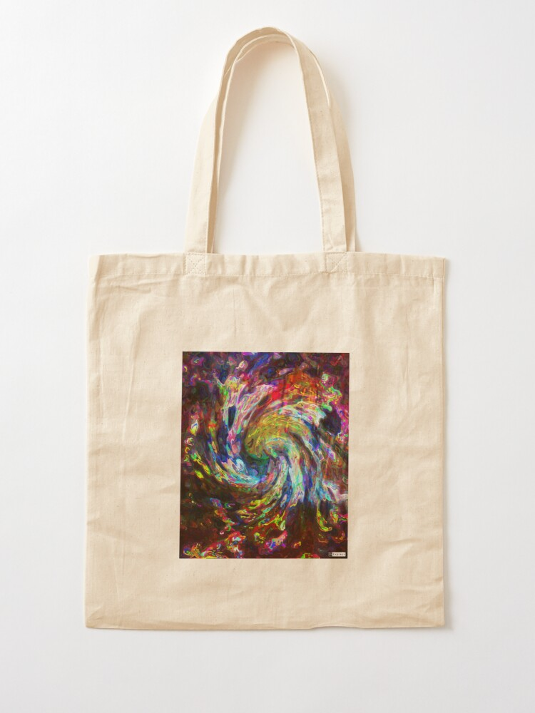 Alternate view of Passion Ignited Tote Bag