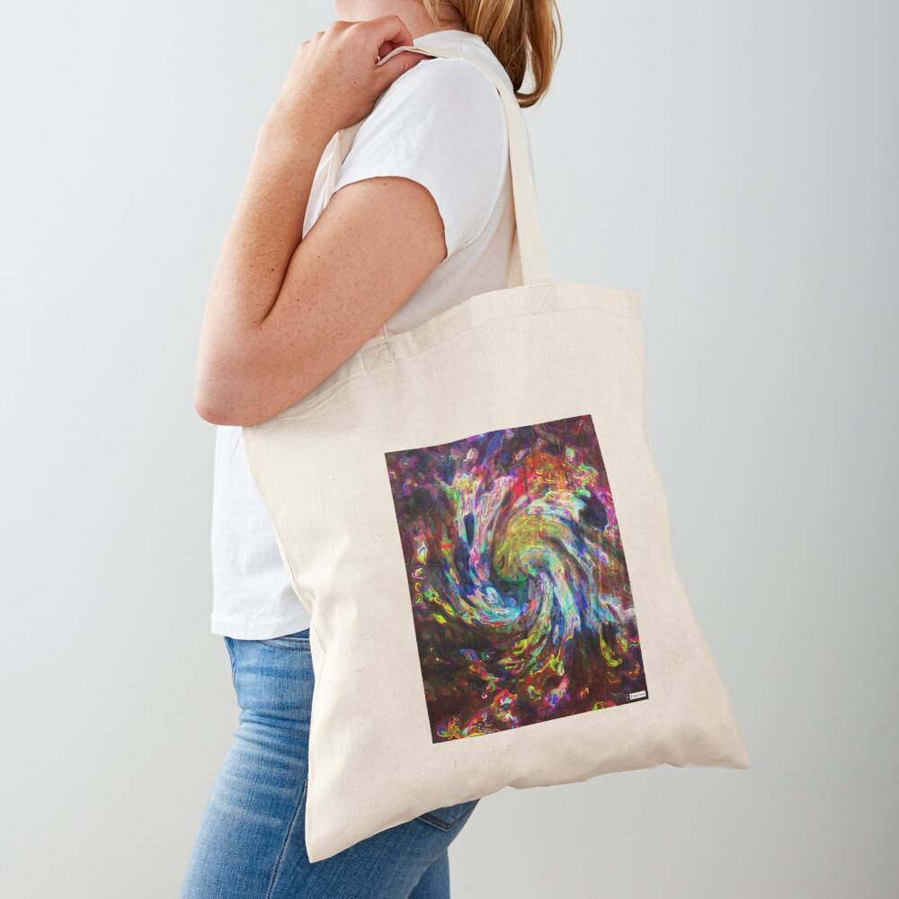 Passion Ignited Tote Bag