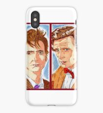 The Four Doctors iPhone Case/Skin