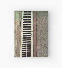 Cuaderno de tapa dura Artful Drain