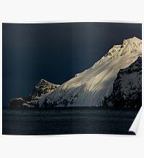 Storm Looming In Dutch Harbor - Alaska Poster
