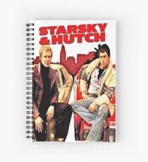 Starsky & Hutch Spiral Notebook