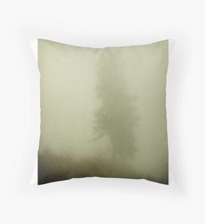 Pea Soup Throw Pillow