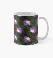 glowing old fashioned rose elegance pattern Classic Mug