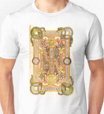 Vintage Gothis Script pattern T-Shirt