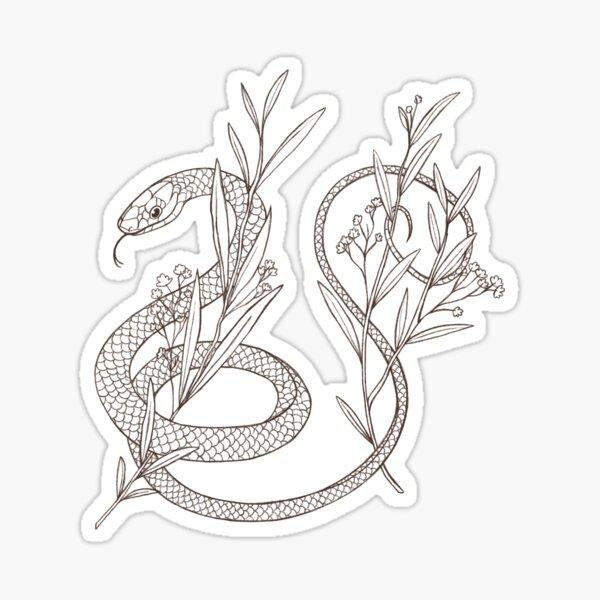 Snake [Variant 3] Sticker