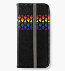 Band of Pride Triangles iPhone Wallet/Case/Skin