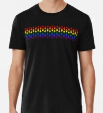 Band of Pride Triangles Premium T-Shirt