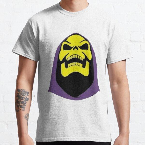 Skelator He Man Masters Of The Universe Classic T-Shirt