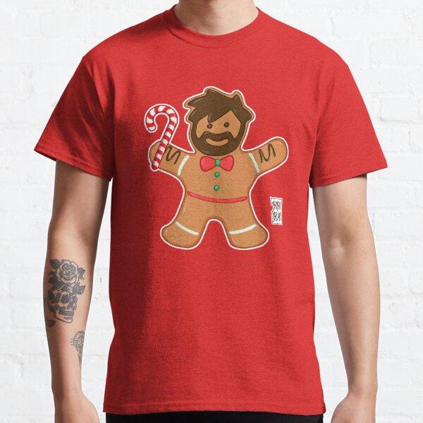 GINGERBREAD BEAR Classic T-Shirt