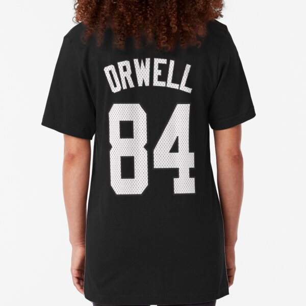 Thought Criminal Gedankenverbrecher George Orwell Censorship 1984 Shirt S