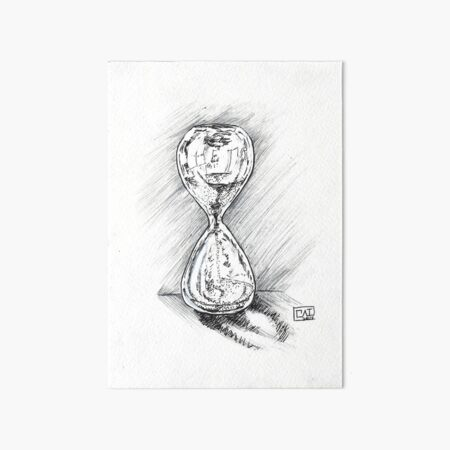 Precious Time Art Board Print