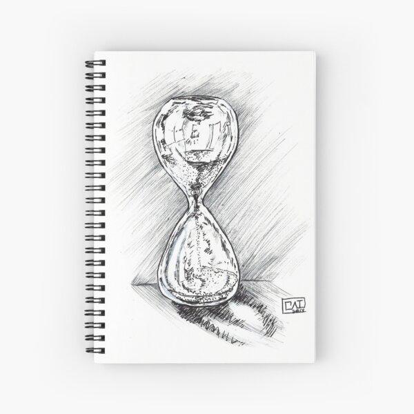 Precious Time Spiral Notebook