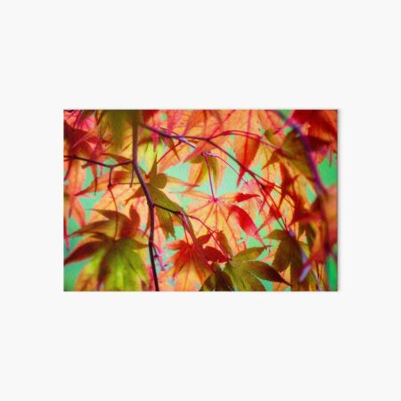 50 Reasons Why We Love Autumn Art Board Print