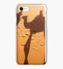 Shades of the Sahara iPhone Case/Skin
