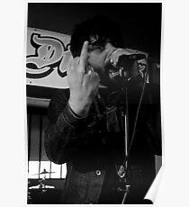 Lead singer Goatleaf 2 Poster