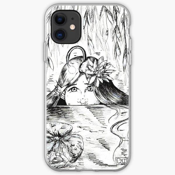 Swamp Light iPhone Soft Case