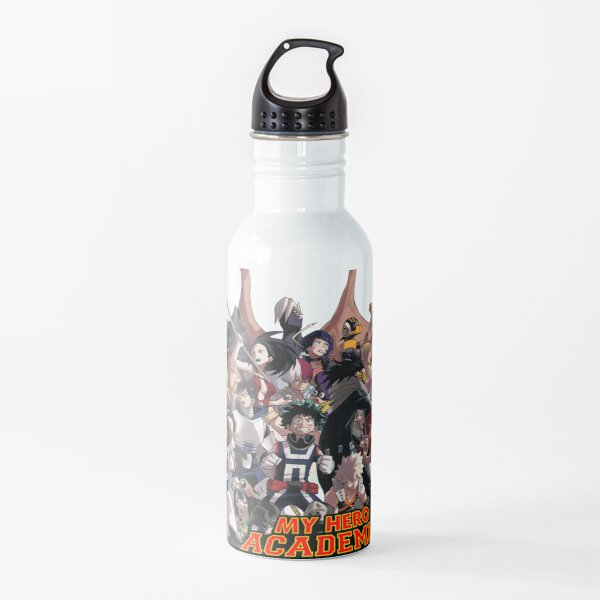 My Hero Academia - Class 1A Water Bottle
