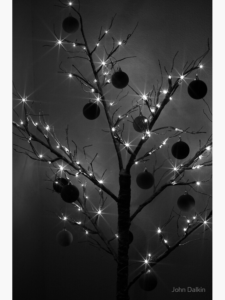 Christmas Silhouette by JohnDalkin