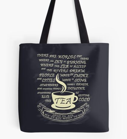 Come on Ace Tote Bag