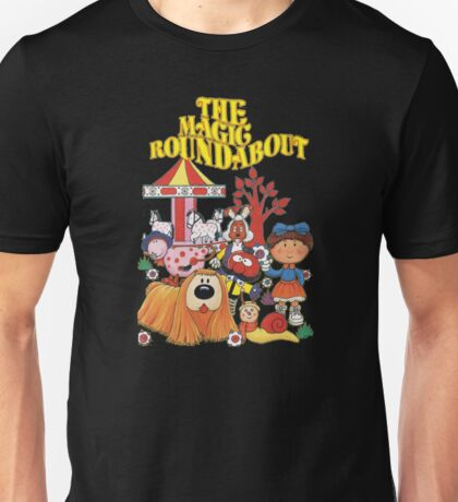 The Magic Roundabout T-shirt Unisex