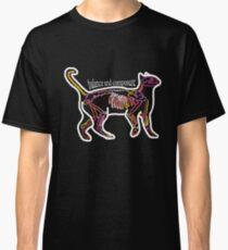 Balance and Composure Cat Classic T-Shirt