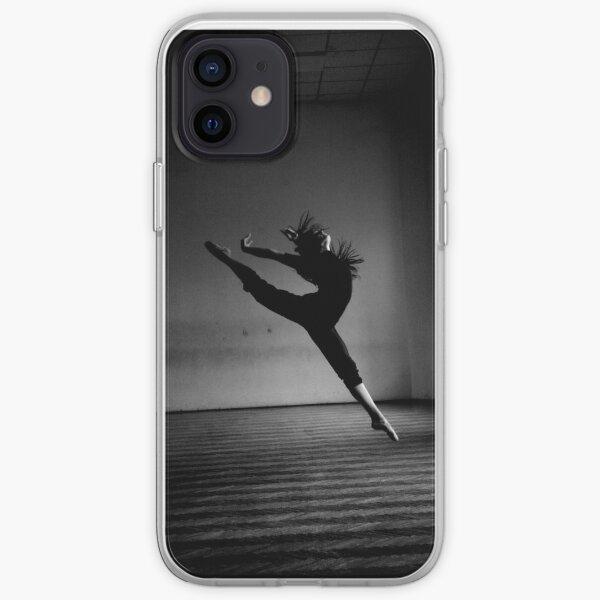 A dancer.  iPhone Soft Case