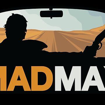 Mad Max - Don Draper Edition by BlankCanvasDJ