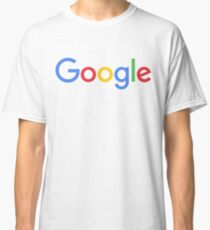 New Google Logo Classic T-Shirt
