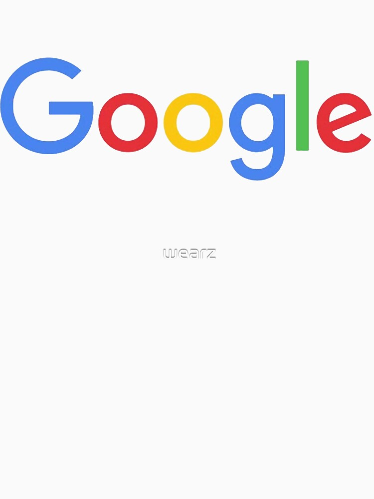 New Google Logo by wearz