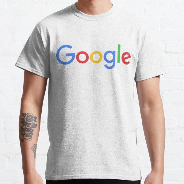 Nuevo logotipo de Google Camiseta clásica