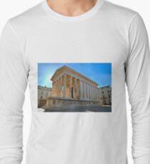 Camiseta de manga larga Maison Carree Nimes