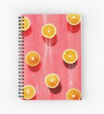 fruit 5 Spiral Notebook