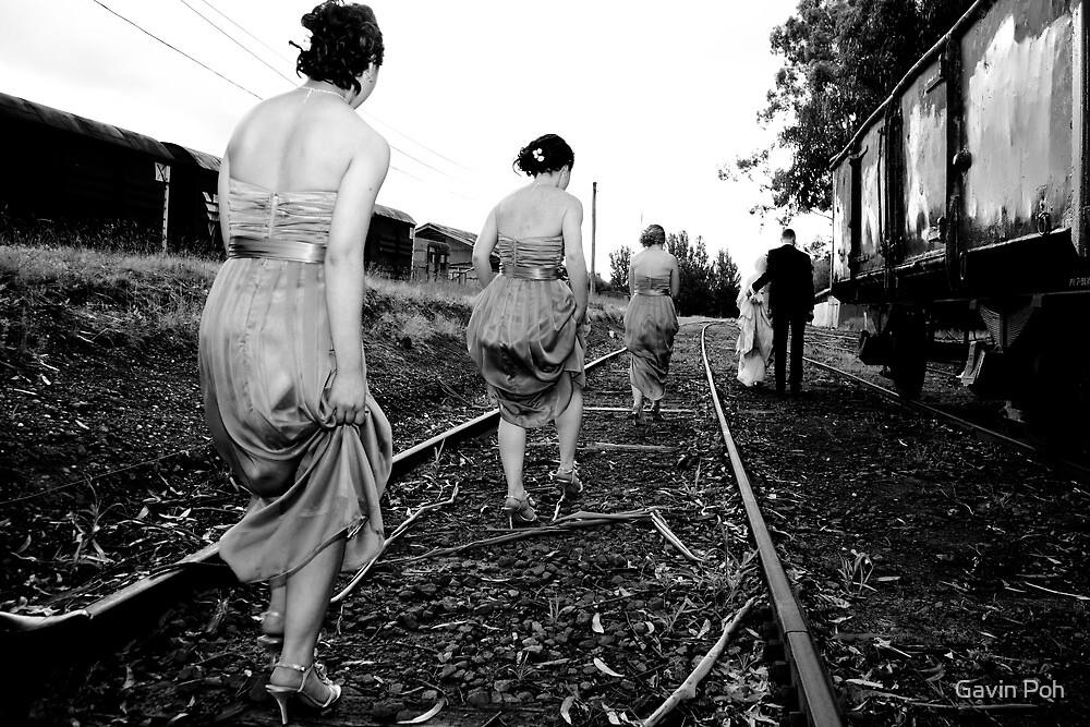 Trackside by Gavin Poh