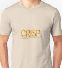 Crisp. T-Shirt