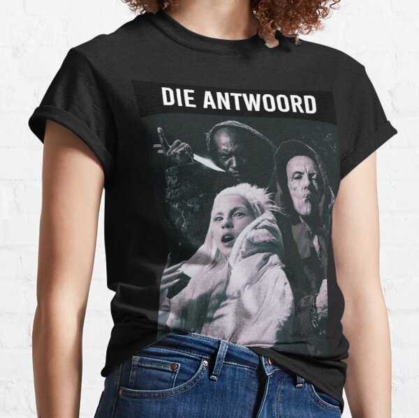 Die Antwoord Rules Classic T-Shirt