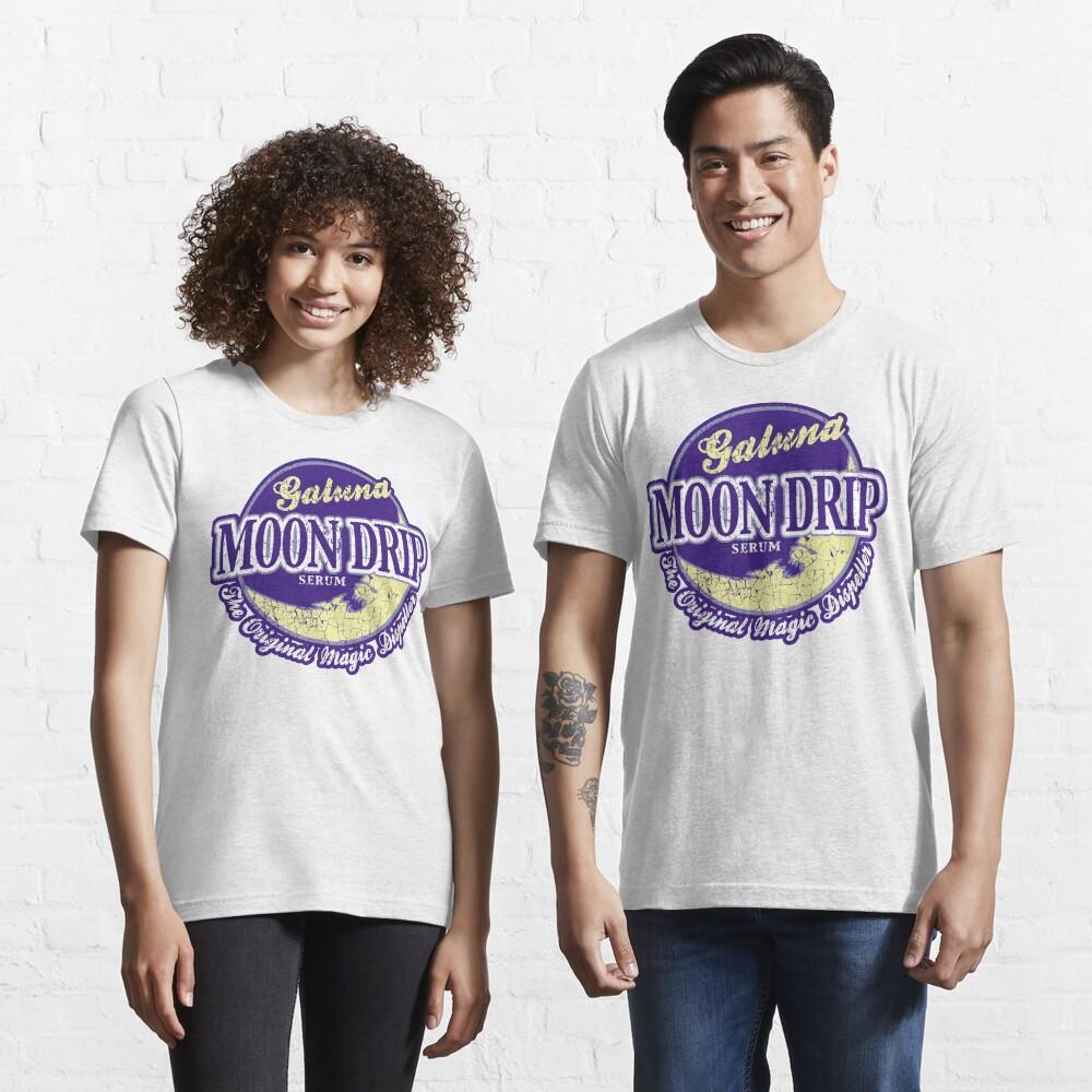 Galuna Moon Drip 2.0 Essential T-Shirt