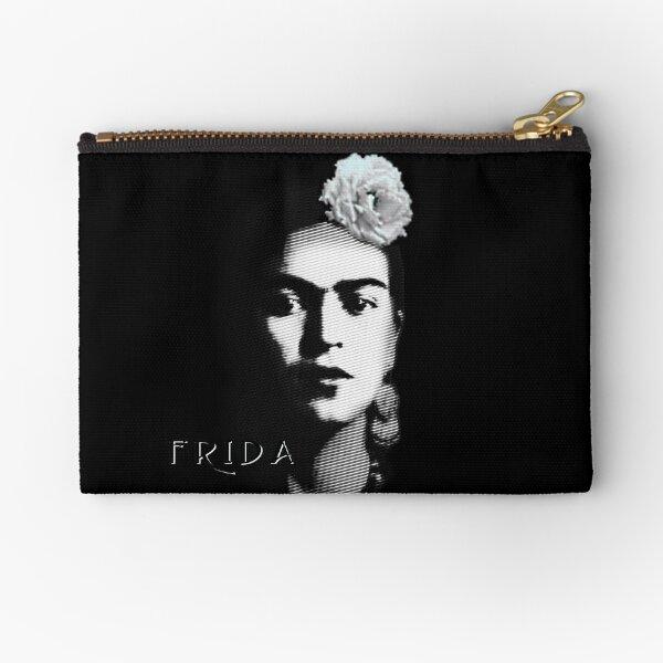 Frida (Ver 11.6.2.3) Zipper Pouch