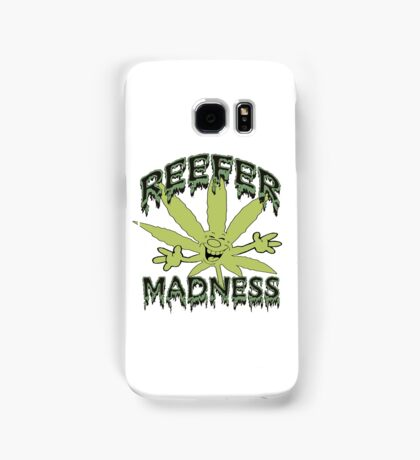 Reefer Madness Samsung Galaxy Case/Skin
